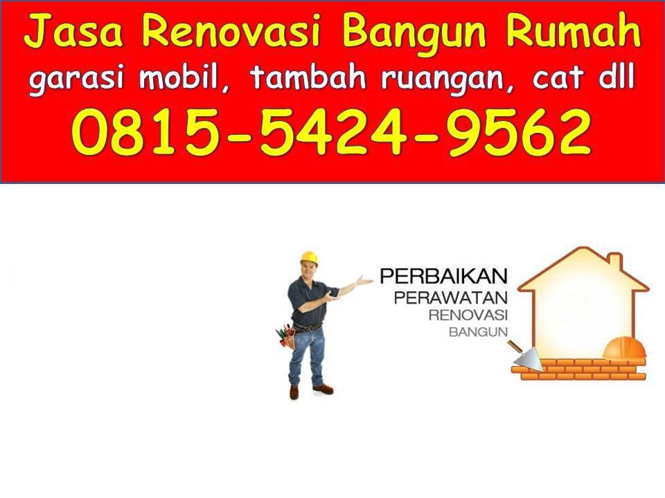 0815.5424.9562 Jasa Pemborong Bangunan Surabaya