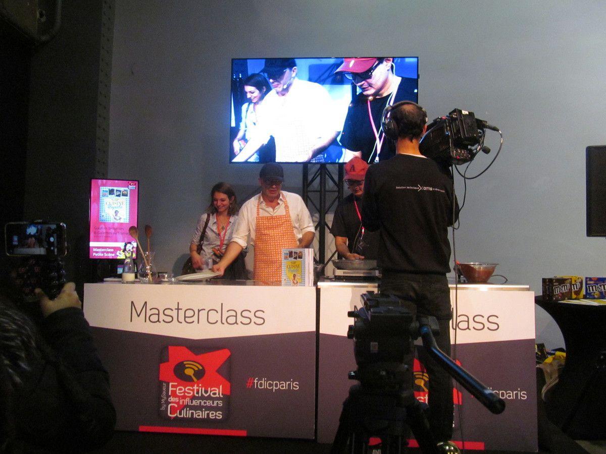 Ma première participation au festival des influenceurs culinaires