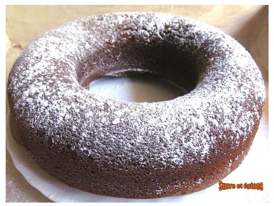 Pound cake très moelleux au potiron