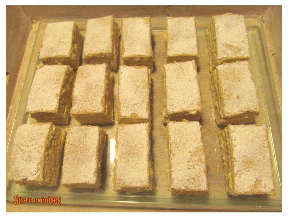 Gâteau roumain Blanche Neige - Prajitura Alba ca Zapada