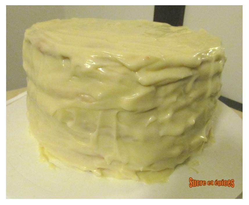 Gâteau Napoléon - Foodista challenge #49