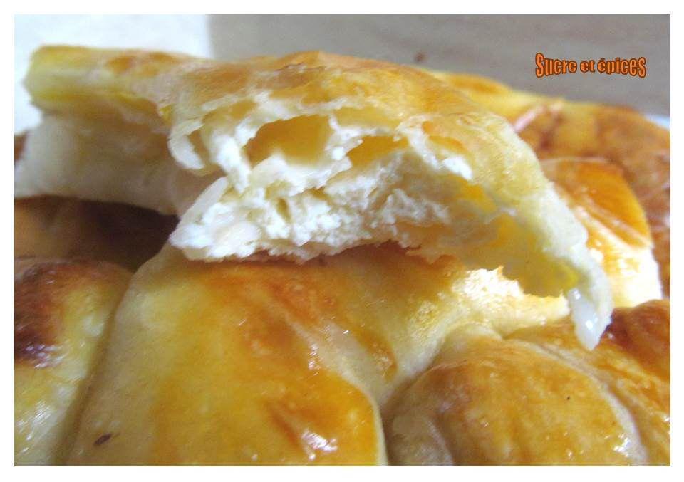 Escargots moldaves au fromage frais - Placinte cu brânza la cuptor