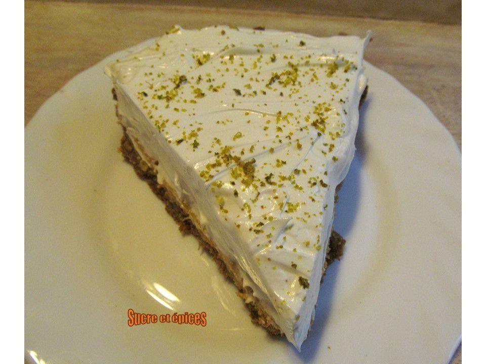 Tarte meringuée au citron vert - Key Lime Pie
