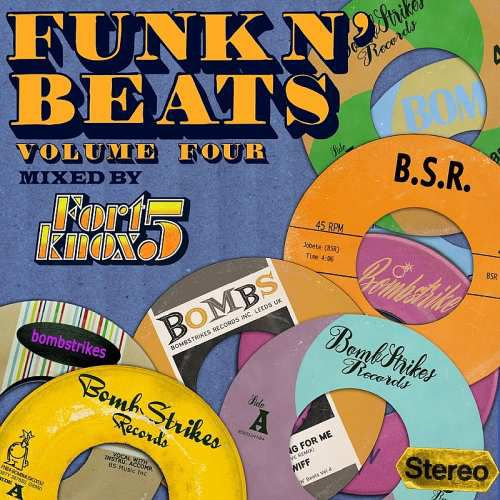 Funk n' Beats Vol  4 (Mixed by Fort Knox Five) (2018) - we-love
