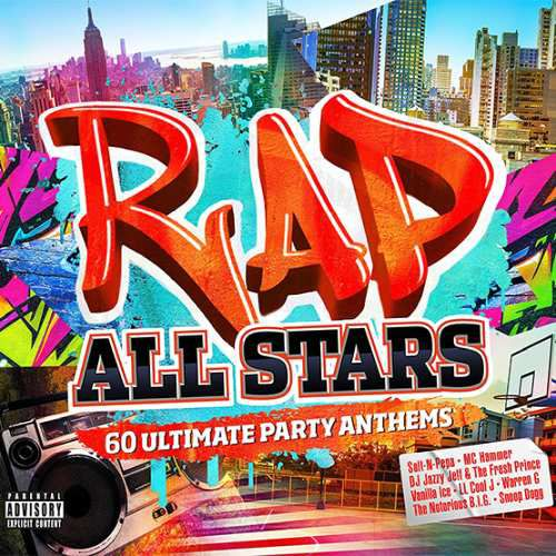 VA – Rap All Stars – (2018)