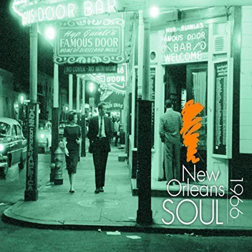 VA – New Orleans Soul 1966 (2018) - we-love-music over-blog com