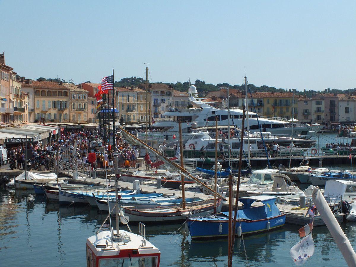 La Côte d' Azur  Eté 2015