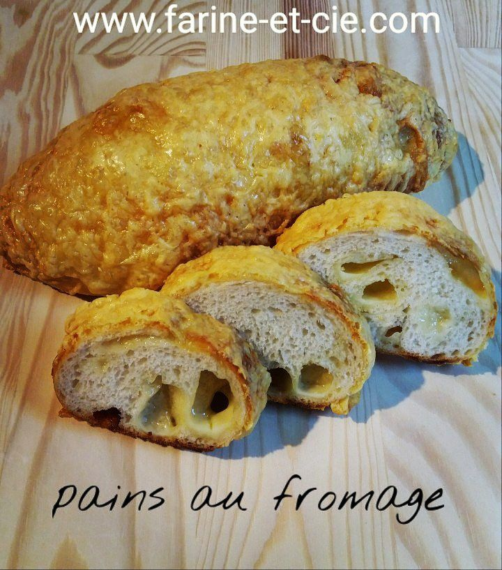 pains au fromage