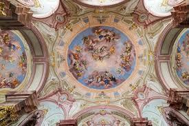 LA BIBLIOTHEQUE DE L'ABBAYE D'ADMONT (Autriche)