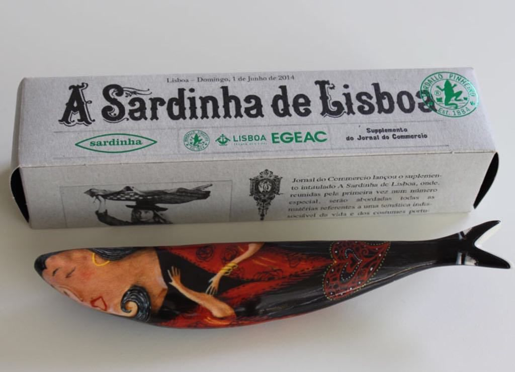 LA SARDINE AU PORTUGAL
