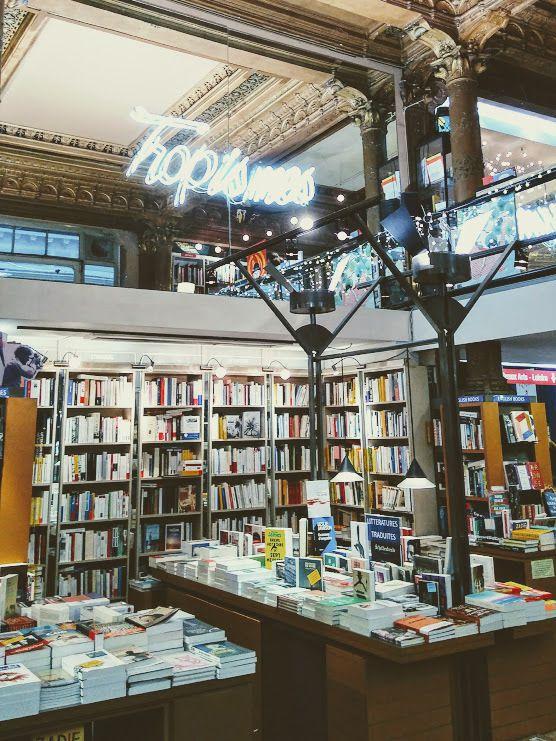 LA LIBRAIRIE TROPISMES - BRUXELLES