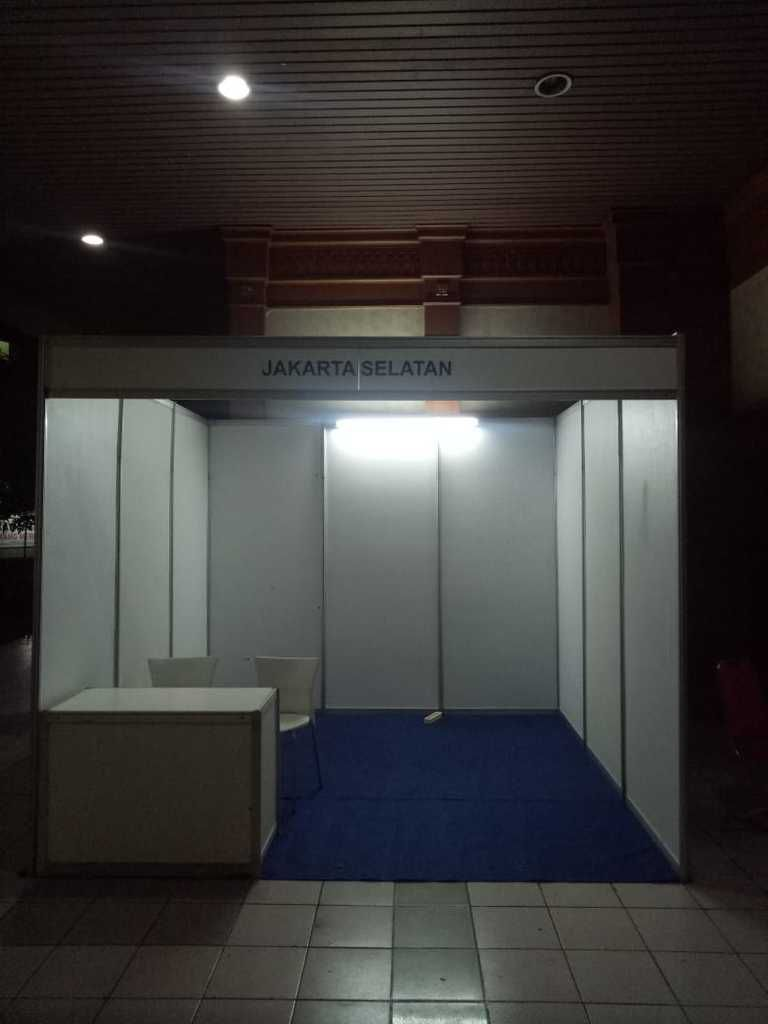 Partisi Event, Sewa Partisi R8 || Stand R8