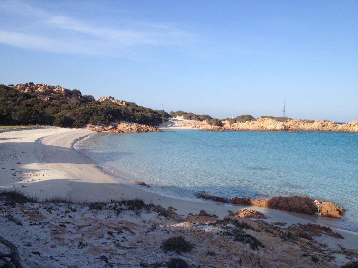 Girolata, Budelli et sa plage rose, Lavezzi