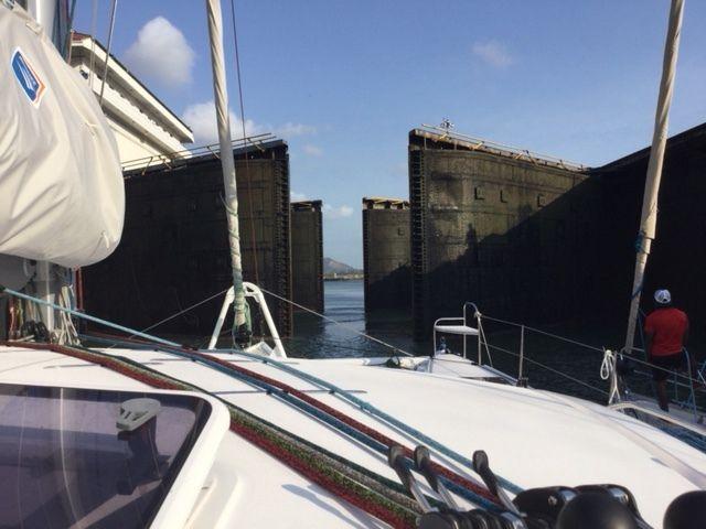 Canal de Panama 9 Mars 2019