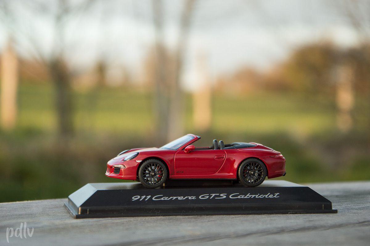 1:43 Porsche 911 Carrera GTS, Minichamps (WAP0201010F)