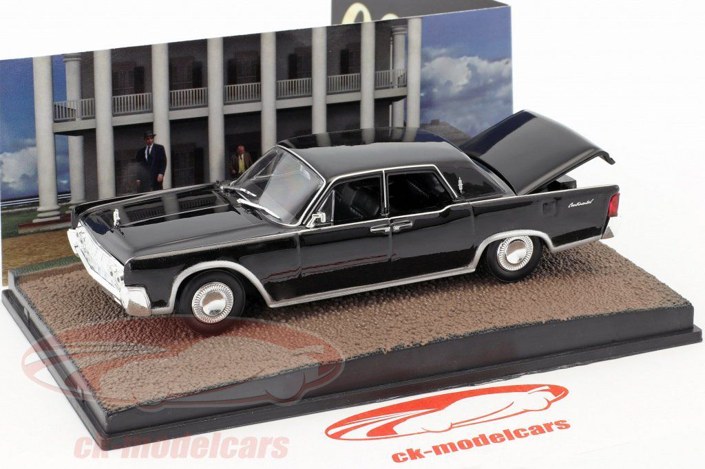 Lincoln Continental, dans Goldfinger, 9,95 €