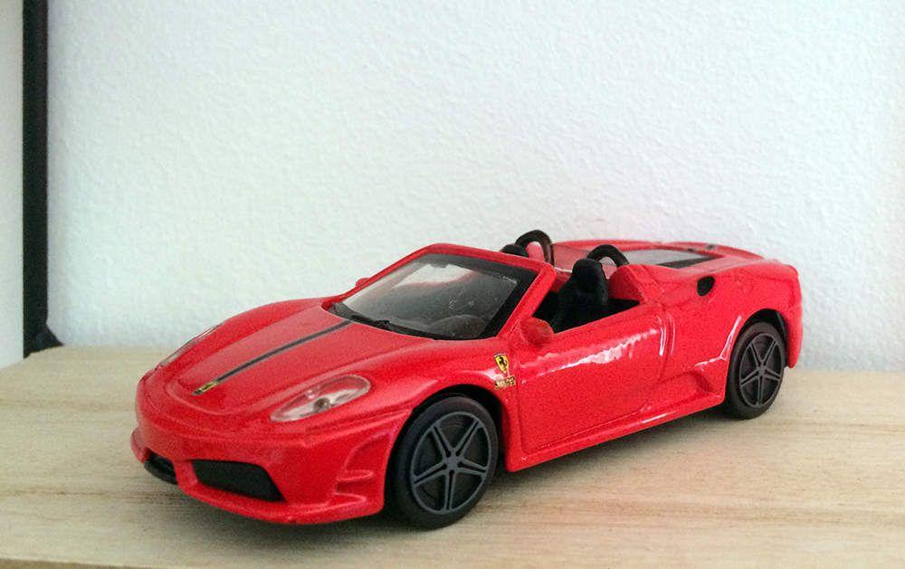 La collection 100% Ferrari de Lucas S.