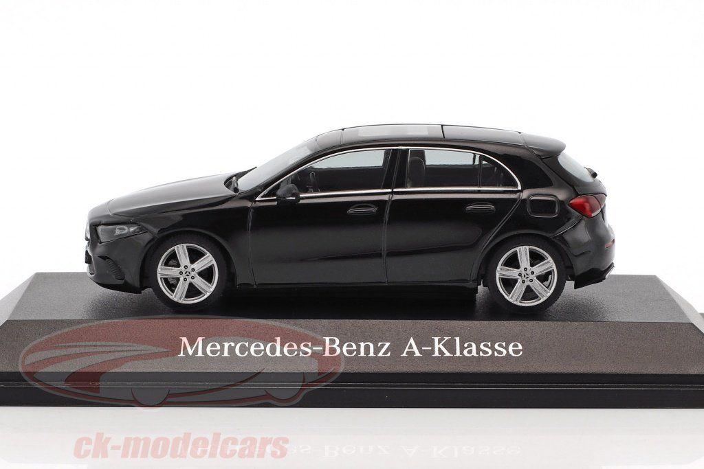 La nouvelle Mercedes Classe A déjà dispo à l'échelle 1:43