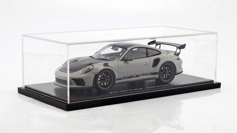 Les nouvelles Porsche 911 GT3 RS maintenant au 1:18