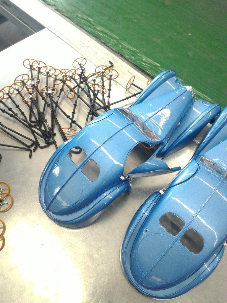Bugatti 57 SC Atlantic : un joyau à l'échelle 1/18 signé Solido