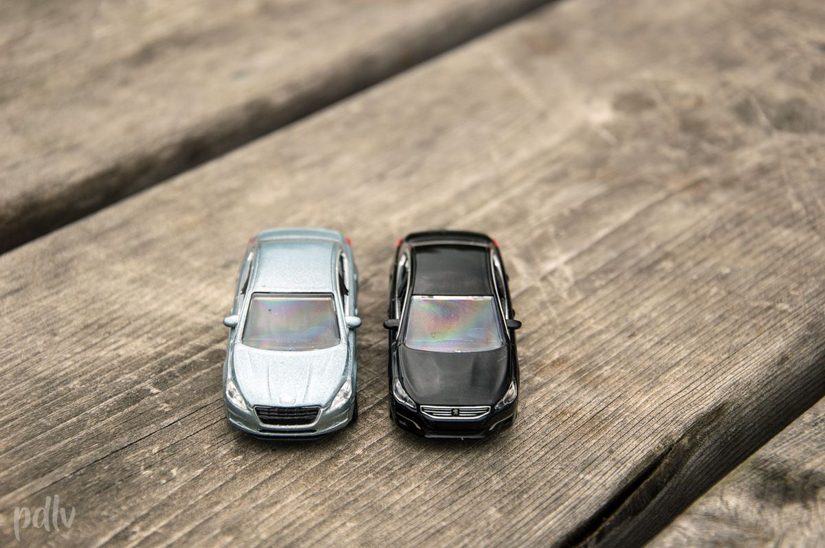 1:64 Peugeot 508 Norev 2010 et 2014