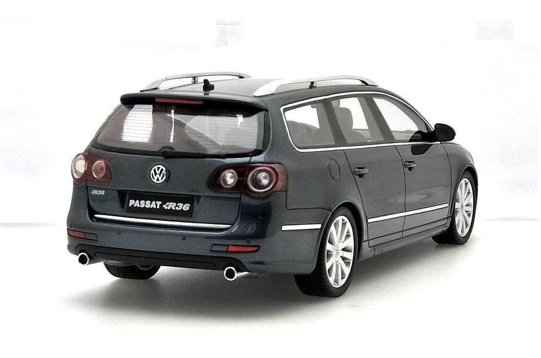 Ottomobile : Une Passat R36 avec un coffre de toit pour septembre (OT789)