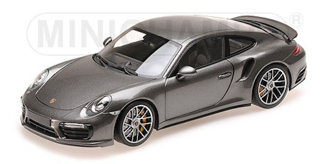 Porsche 911 Turbo S Minichamps 1/18