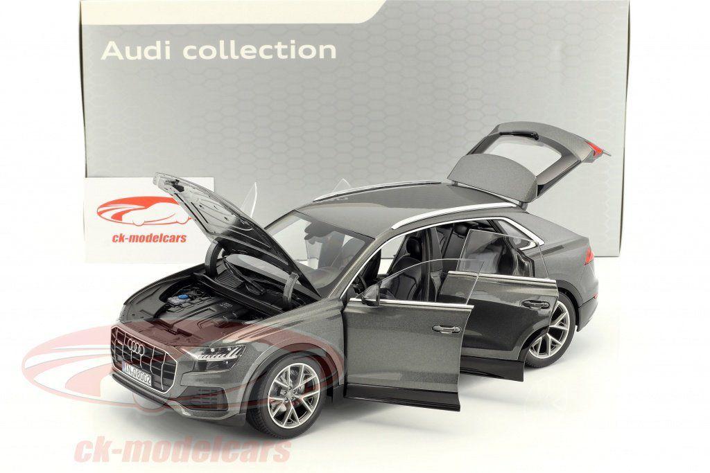 1/18 : L'Audi Q8 déjà disponible chez Norev !