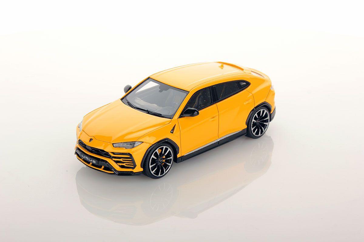 1/43 : Le Lamborghini Urus arrive chez Looksmart Models (LS484)