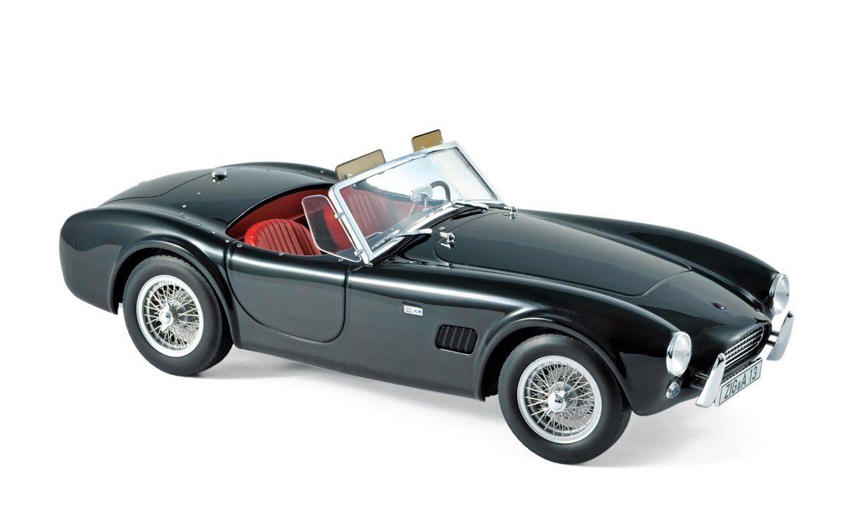 1/18 : Norev dégaine l'AC Cobra de 1963