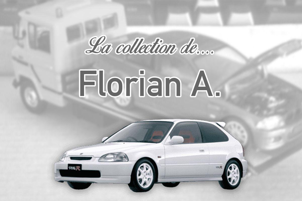 La collection multi-échelles de Florian A.