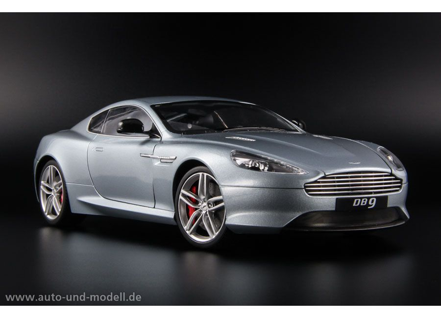 1/18 : l'Aston Martin DB9 de Welly à moins de 30 €