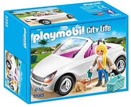 5585 Playmobil Cabriolet chic