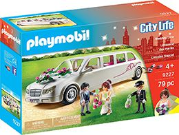9227 Playmobil limousine mariage