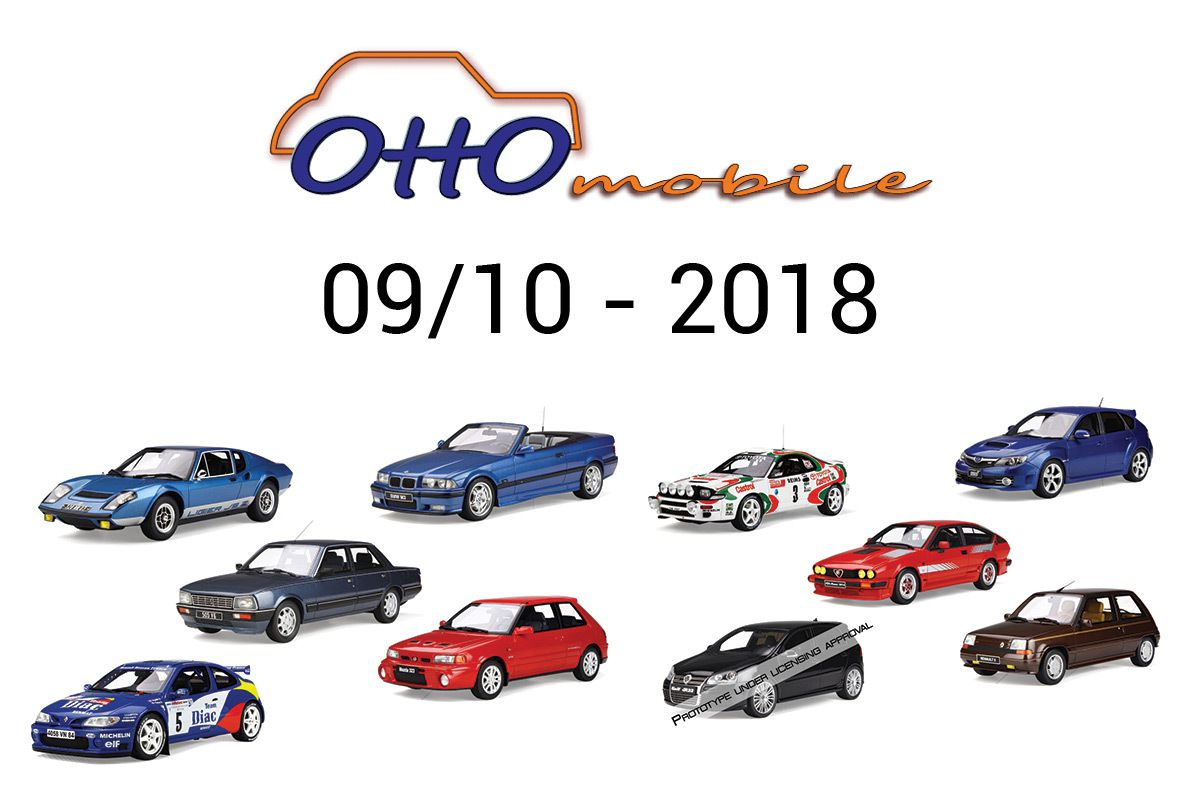 Ottomobile : les précommandes de septembre et octobre sont ouvertes