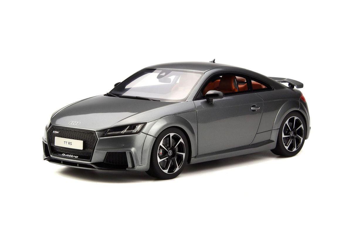 La TT-RS classique de chez GT Spirit, dans sa superbe livrée grise