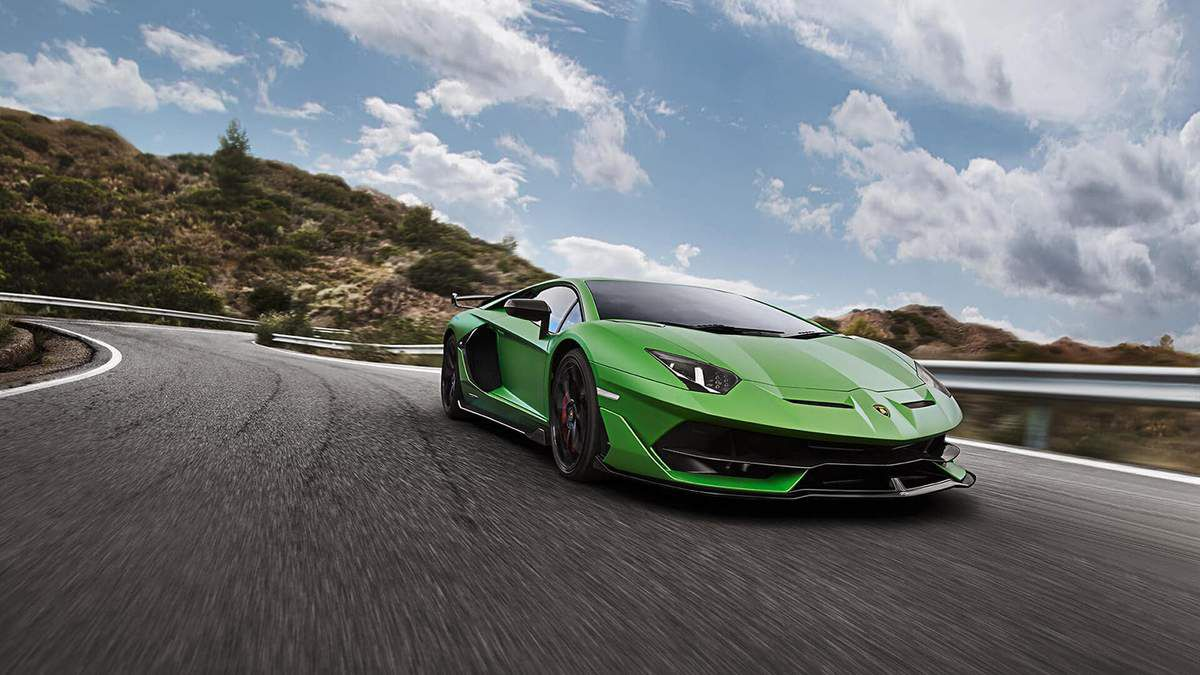 1/18 : La Lamborghini Aventador SVJ arrive chez MR Collection