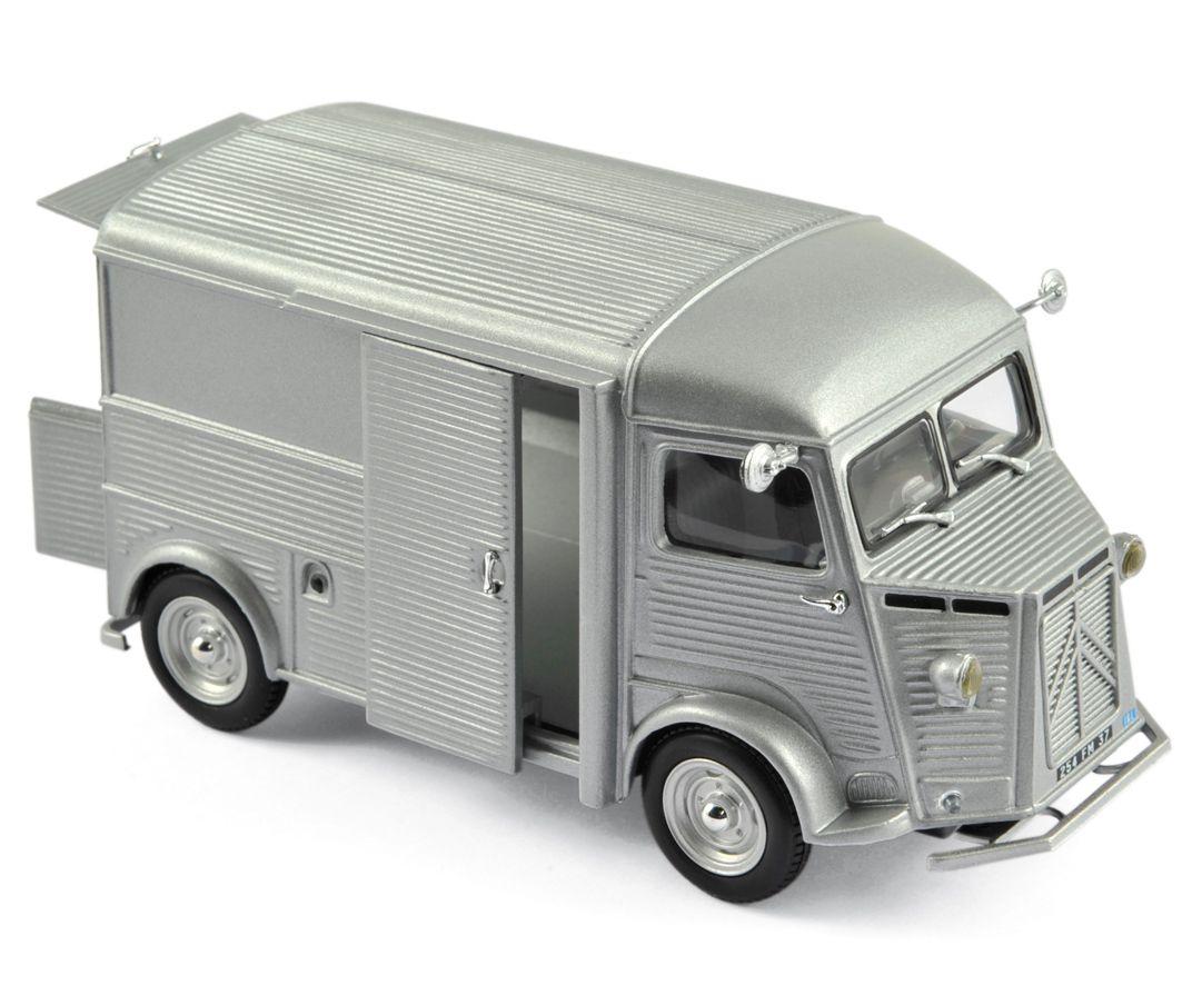 1/43 : Un Citroën HY Norev... Avec des ouvrants !