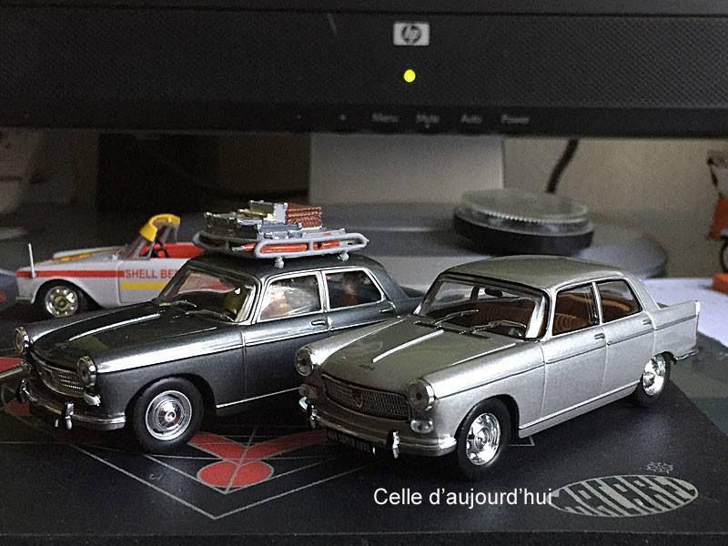 Altaya : une collection sur les Peugeot de la série 4 en test