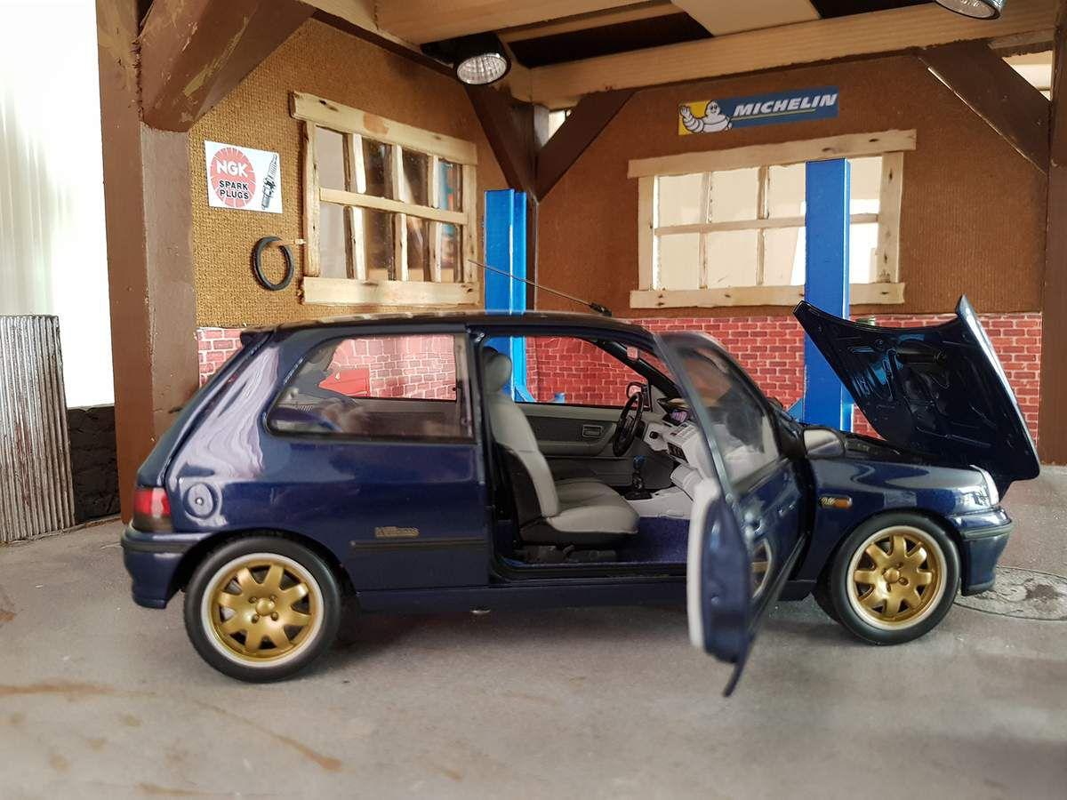 La collection Renault/Alpine de Kévin M.
