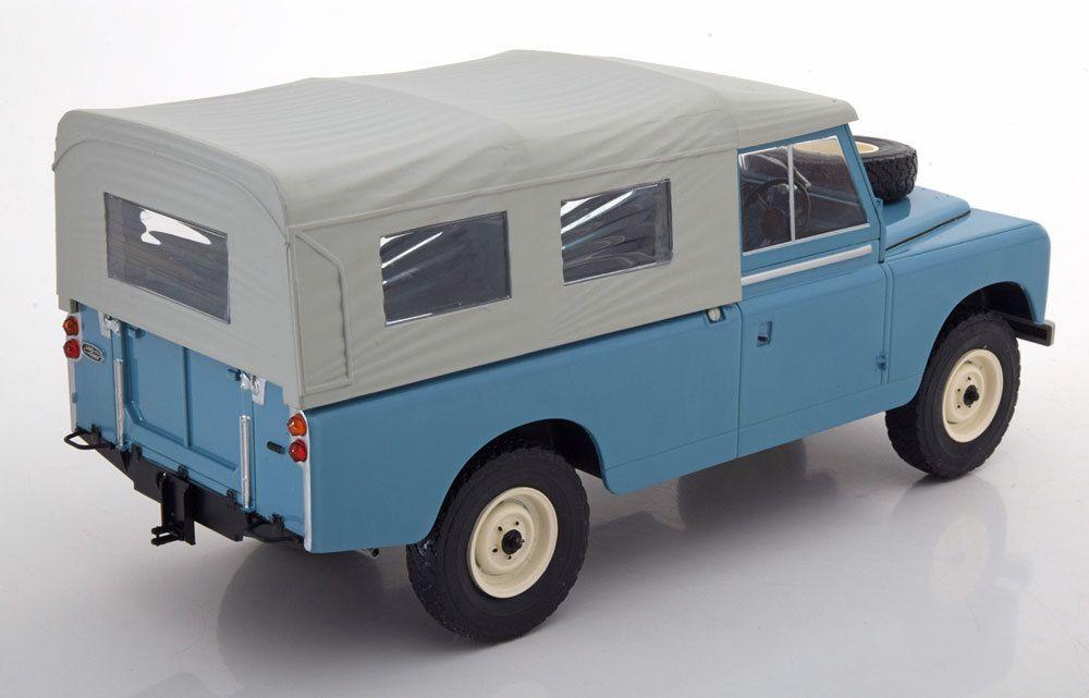 1/18 : Un beau Land Rover 109 Series pour... 54,95 € !