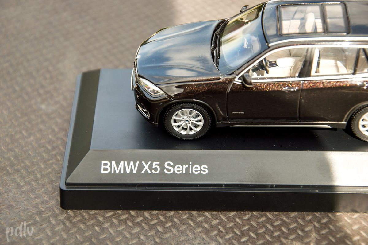 1/43 BMW X5 (F15) 50i, Paragon (80422318969)