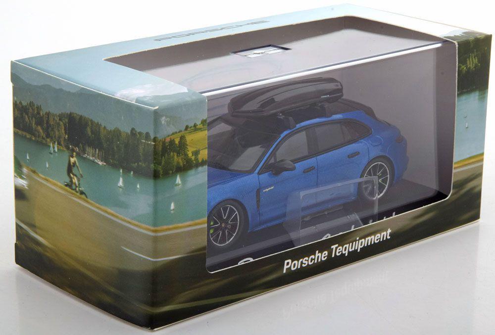1/43 : Spark vient de sortir une Porsche Panamera Sport Turismo unique