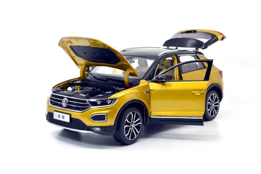 1/18 : Paudi Model sort le Volkswagen T-Roc !