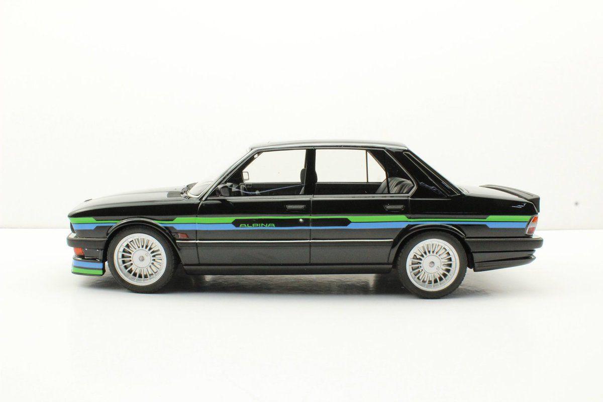1/18 : LS Collectibles a teasé sa nouvelle Alpina B10 Turbo