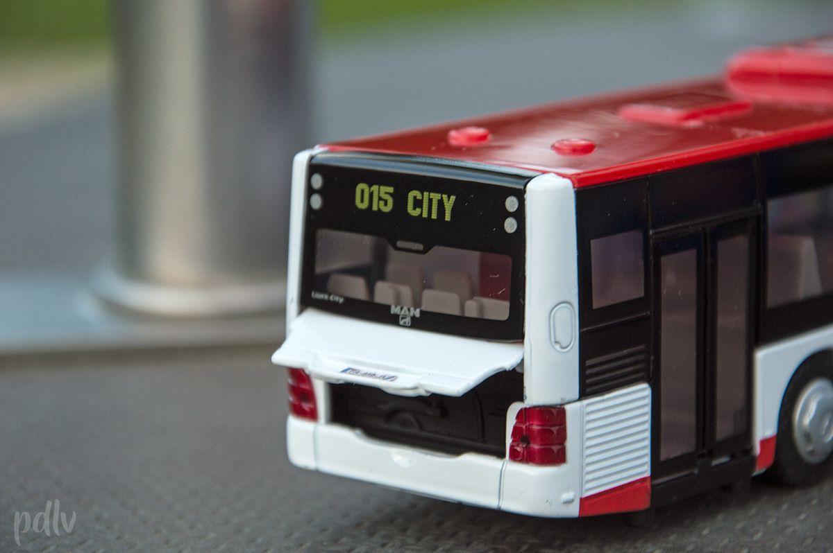 1/50 Bus Man Lion's City, Siku (3734)