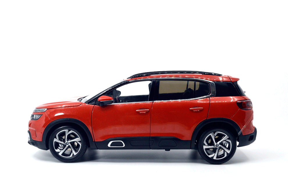1/18 : Paudi signe également le Citroën C5 Aircross