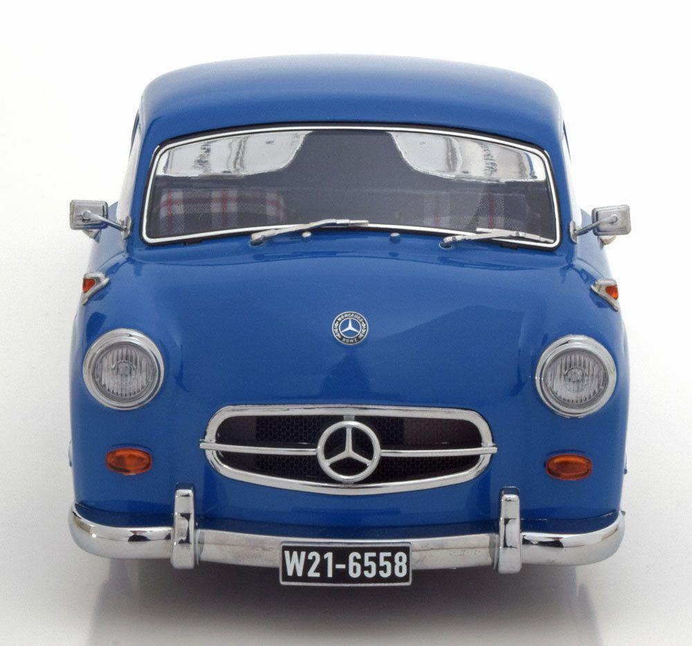1/18 : Après CMC, le Mercedes Renntransporter arrive chez iScale