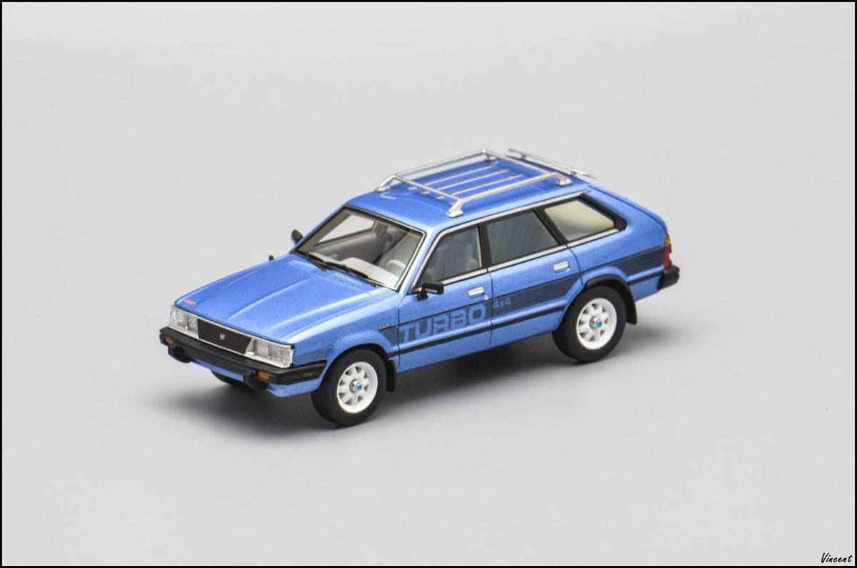 1/43 Subaru Leone 1800 Turbo (DNA000005)