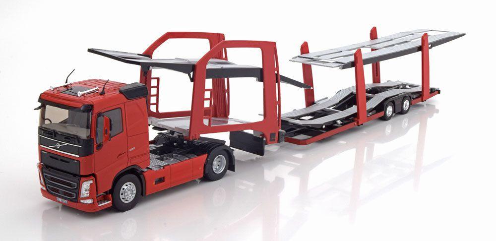 1/43 : Eligor propose un somptueux camion porte-voitures